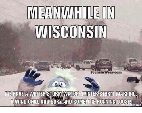 Pin by ErrorTech on What is this stuff | Wisconsin weather ...