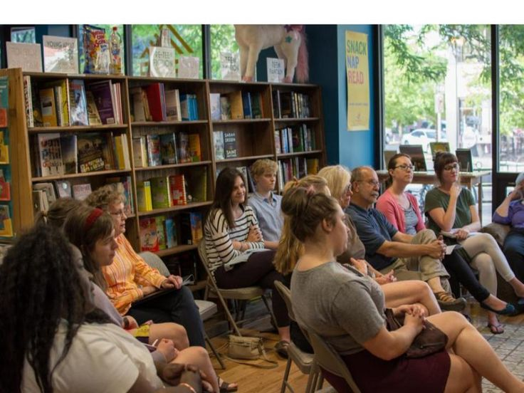 This House of Books in Billings, Montana- First Tuesday of the Month Discussion Group