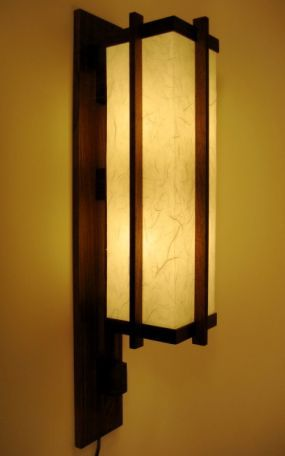 Walnut Sconces - Reader's Gallery - Fine Woodworking