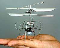 Seiko Epson Micro Flying Robot | Epson Develops World's Smallest Flying Microrobot
