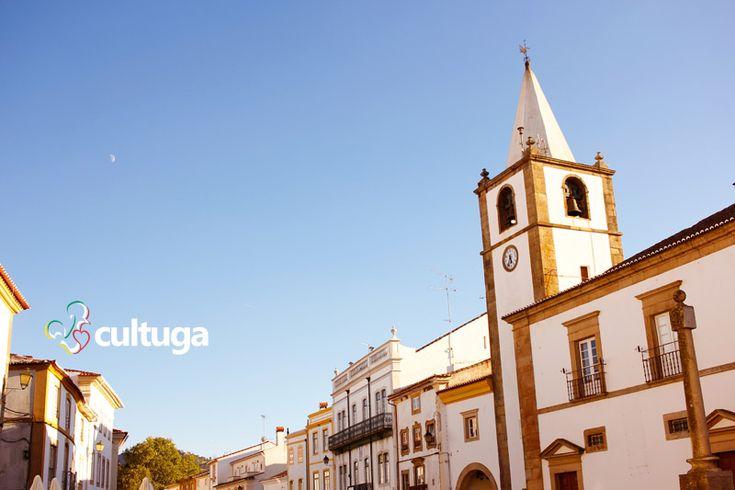 Centro de Castelo de Vide, no Alentejo. Portugal | Roteiro de viagem