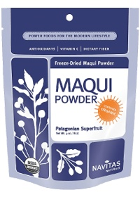 Organic Maqui Powder by Navitas Naturals - Buy Organic Maqui Powder 3 Powder at the Vitamin Shoppe #vitaminshoppecontest #smoothies