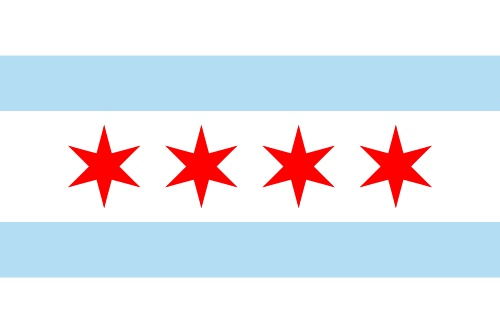 Civic Iconography Done Right – Chicago's City Flag