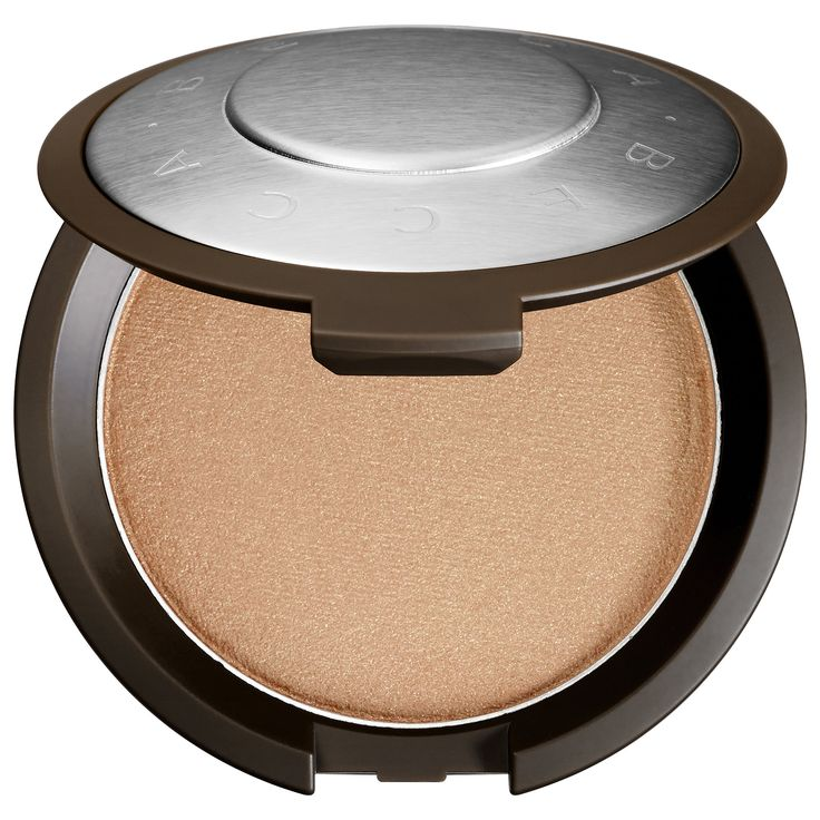 Shop Becca's Shimmering Skin Perfector Pressed at Sephora. It absorbs, reflects, and refracts light to create a unique glow.