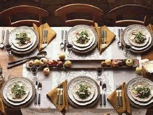 Autumn Entertaining Dinner Table Setting Ideas & 71 best Table Setting Ideas images on Pinterest   Table decorations ...