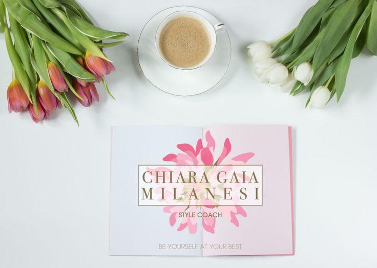Logo Chiara Gaia Milanesi - Style Coach e Personal Shopper