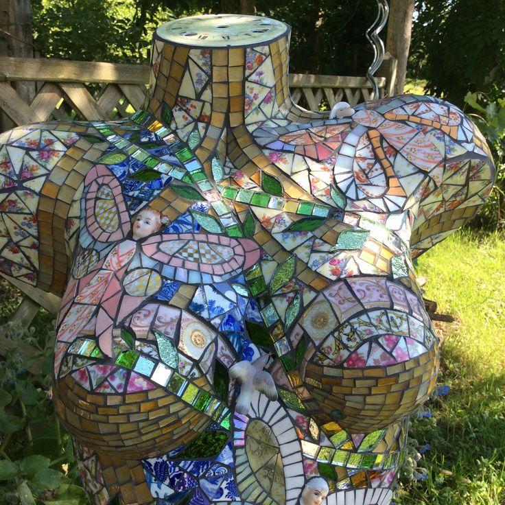 446 best mosaic body parts images on Pinterest | Sugar skulls ...