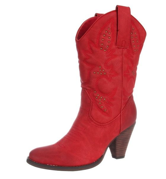 Tyler is going to buy me some cowboy boots as a wedding present, but I ...