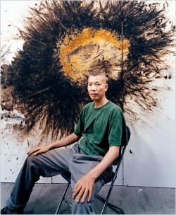 Cai Guo Qiang... an inspiration for my experimental work.......C.A.Centre... www.lonemountainartists.com