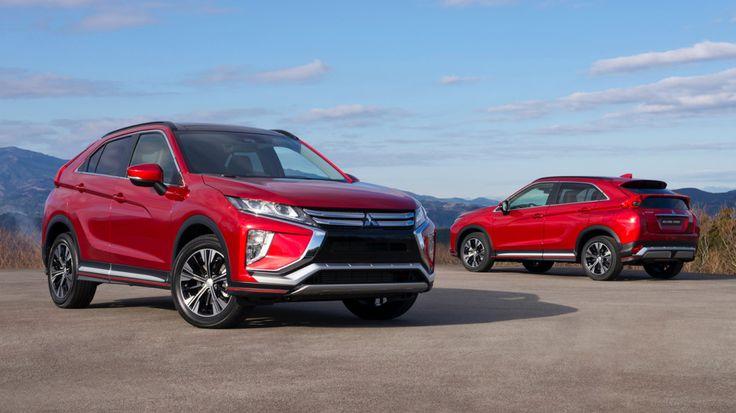 Компания Mitsubishi представила снимки и информацию о новинке в сегменте SUV, которая сможет стать достойным соперником Nissan Qashqai. Имя выбрали легендарное – Eclipse, что означает «затмение».  #mitsubishi - #eclipse - #cross - #кроссоверы - #внедорожники - #тестдрайвы - #eyes