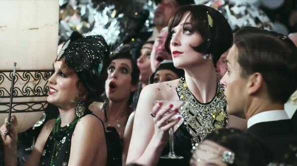 The Great Gatsby Trailer : Lucky Magazine