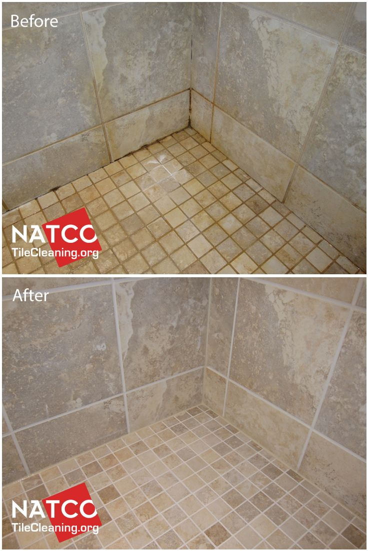 19 best grout colorsealing before and after images on pinterest cleaning and colorsealing grout on a tile shower floor and walls dailygadgetfo Choice Image