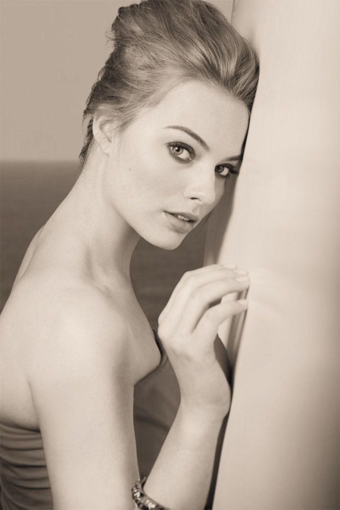 Australian actress Margot Elise Robbie born 2 July 1990 Dalby, Queensland