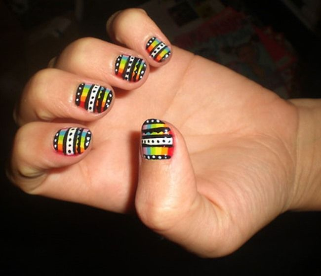 The 25 best diy nails without tools ideas on pinterest diy the 25 best diy nails without tools ideas on pinterest diy nails tie dye diy tie dye hair tips and diy hair clips with feather prinsesfo Images