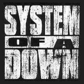 System of a Down! one of the founding fathers of NU METAL! and the greatest one out of the Four. System Of A Down, Nu Metal, Heavy Metal, Kinds Of Music, Music Is Life, Arte Bar, All 4 One, El Rock And Roll, Rock Band Logos