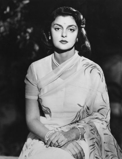 Portrait of Maharani Gayatri Devi, c 1945, Vivianne, London.
