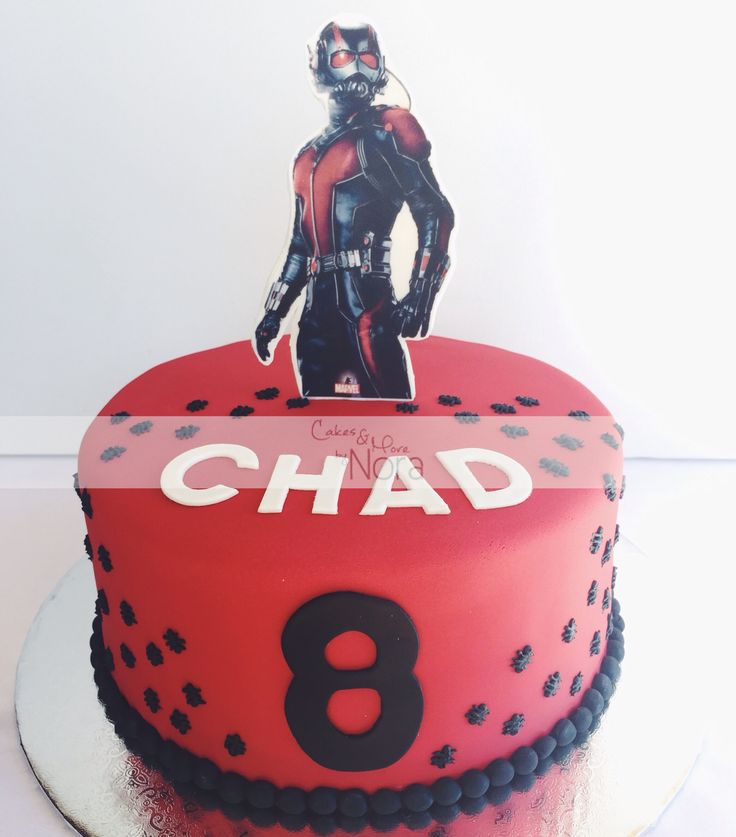 Ant Man Cake Design : 17 Best images about CAKE AFFAIRS-Ant Man on Pinterest ...