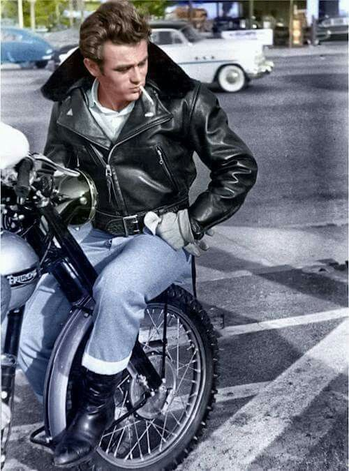 The great James Dean                                                                                                                                                                                 More