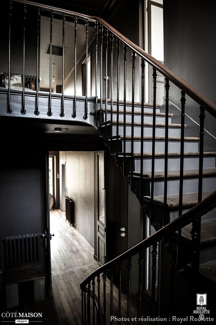 Une maison de style Mansart revisitée et modernisée Royal Roulotte C´té Maison