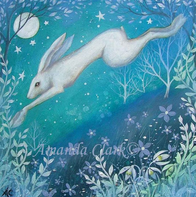 Luna by Amanda Clark