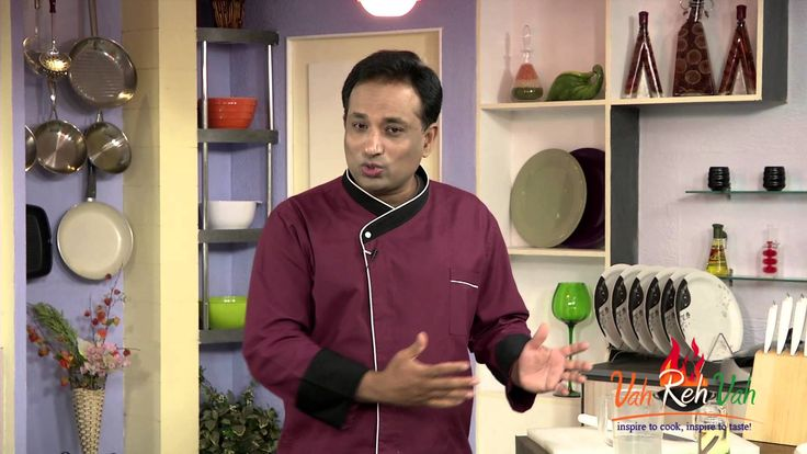 Rava Dosa Sooji dosai - VahRehVah Hindi Recipes