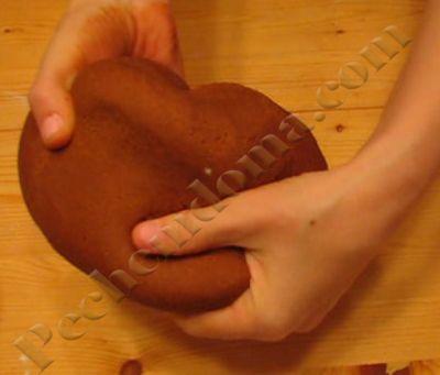Пряничное тесто (козульное), видеорецепт, пряники | Pechemdoma.com
