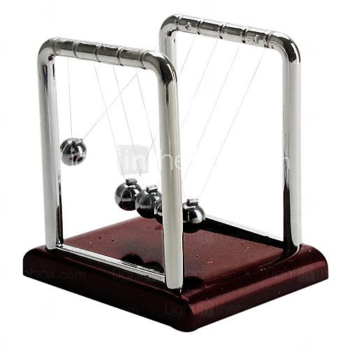 Mini Desktop Newton's Cradle - USD $2.99
