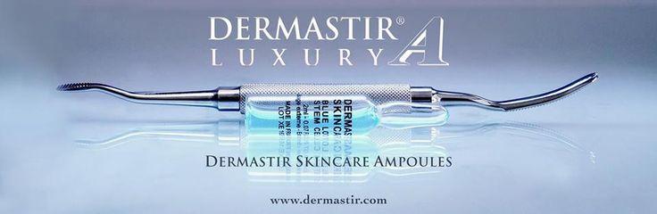 Dermastir Blue Lotus Stem Cells Ampoules Buy now on www.dermastir.com
