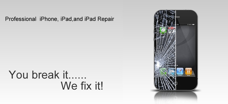 iDropped of Michiana offers cell phone repairs.  We repair all Apple device product including iPhone, iPod, and iPad repair.  Don't replace it.  Repair it.  Same day repairs, often within 1-2 hours.  Repair without losing your information.  All repairs performed by professionally, licensed tech.  Check out our website: Michianaidropped.com  (574)612-7464