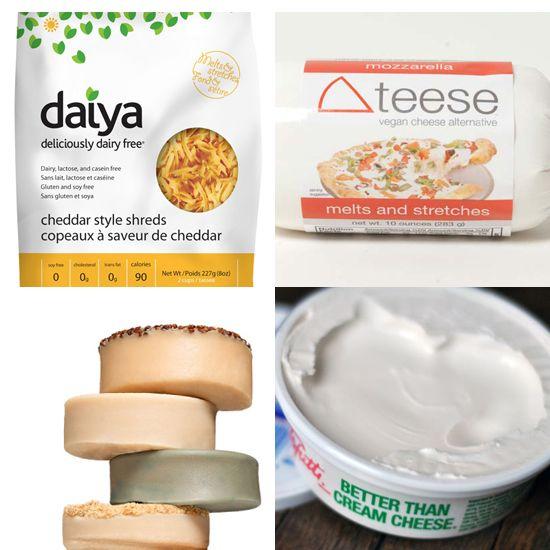 The Best Dairy-Free, Vegan Cheese