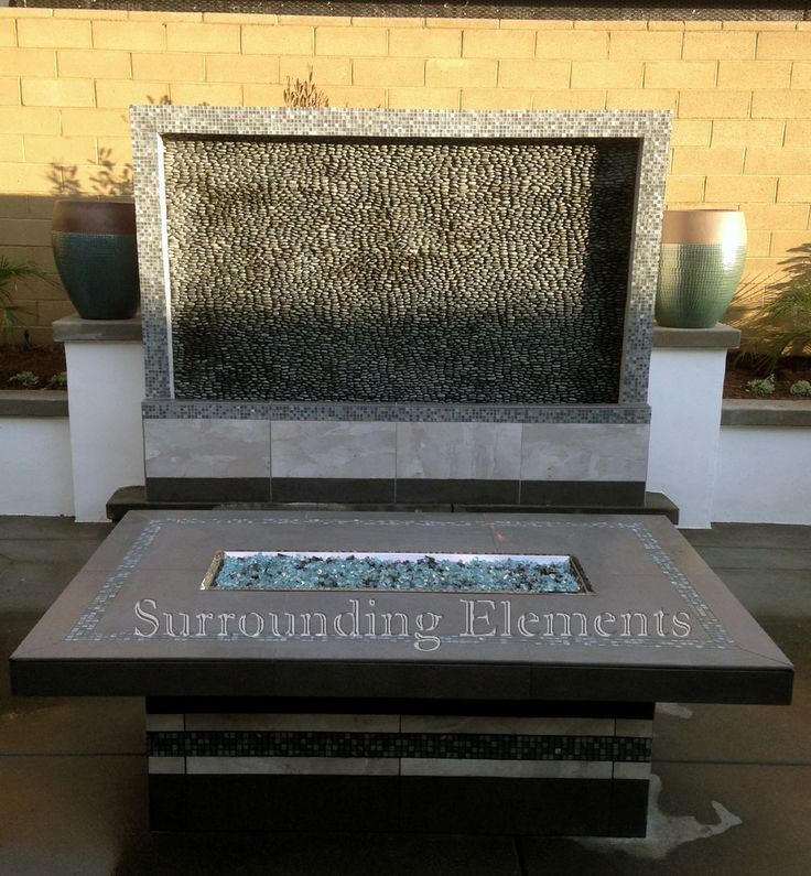 Unique Outdoor Coffee Tables: 11 Best Images About Mosaic Patio Dining Fire Pit Tables
