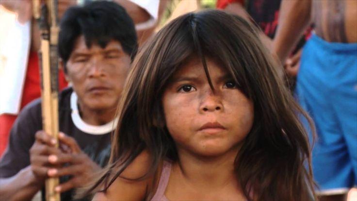 Mensagem do Munduruku