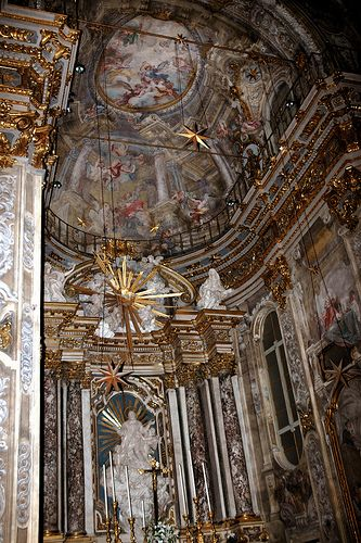 Genoa, San Filippo Neri, choir