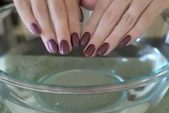 Does Water-Based Nail Polish Allow Water to Reach the Nails?  http://prettypaintednails.com/faq/does-water-based-nail-polish-allow-water-to-reach-the-nails/