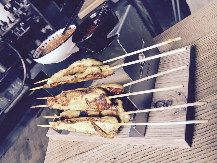 #gaisate #thaifood