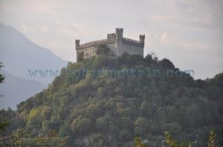 Castello di Montalto Dora - Piemonte - Italy. 45°29′00″N 7°52′00″E