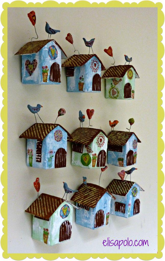La Cajita Azul | Manualidades, decoración, cumpleaños, acitividades en familia.