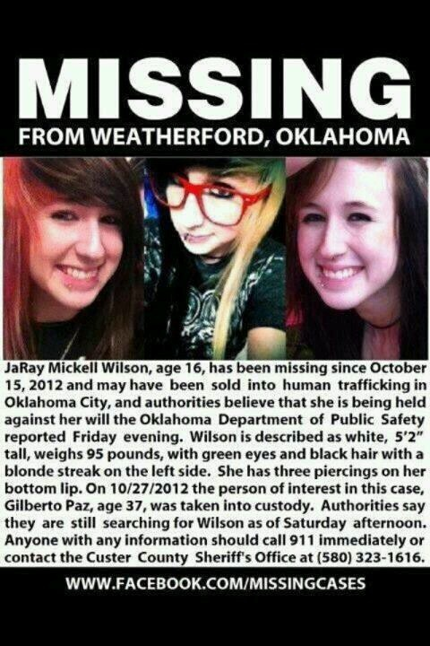 Help find my cousin JaRay.  Missing since October 15, 2012