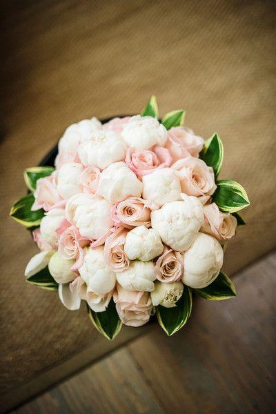 Romantic Bouquets  Wedding Flowers Photos on WeddingWire