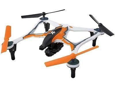 XL 370 FPV Drone w/1080P Camera RTF Orange ETS Hobby Shop