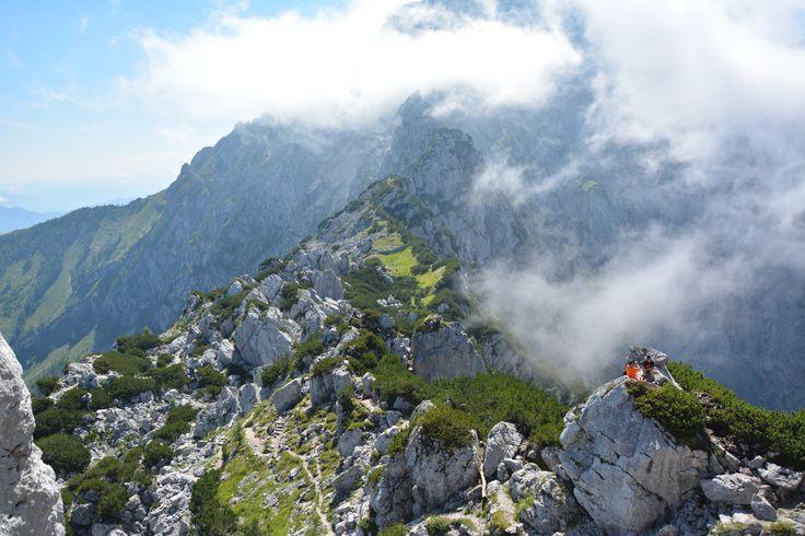 A view from the Eagle nest. Author-Tereza Večerková