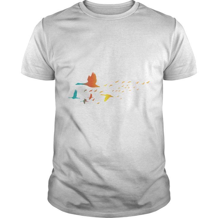 Colored spring birds - Colored spring birds  #Tiger #Tigershirts #iloveTiger # tshirts