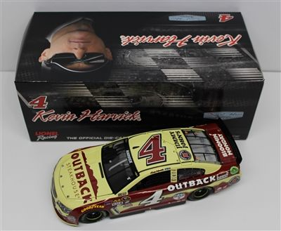 Kevin Harvick Diecast 4 2016 Outback Steakhouse 1/24 NASCAR | DiecastCarsNow.com