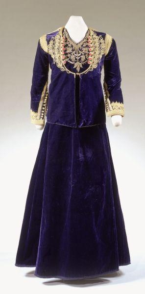 Marriage Dress Tlemcen (Algeria), c. 1920