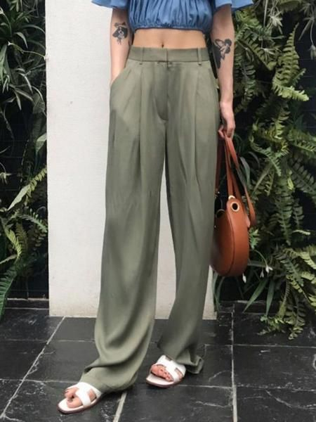 a754c420445c Sku CY-!19743 Material Nylon Style Loose , Empire , Wide Leg Occasion Going  out , Casual Seasons Spring , Summer , Autumn , Winter Type Casual Pants  Bottoms ...