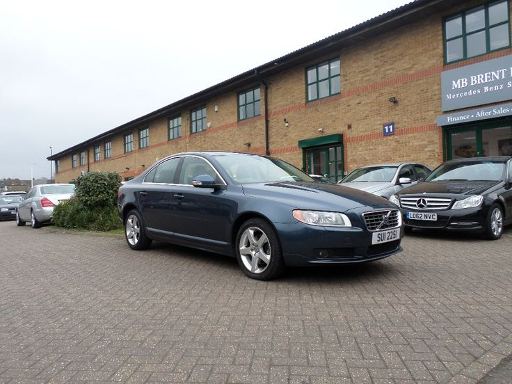 Volvo S60 2.4 D5 SE Lux Geartronic 4dr