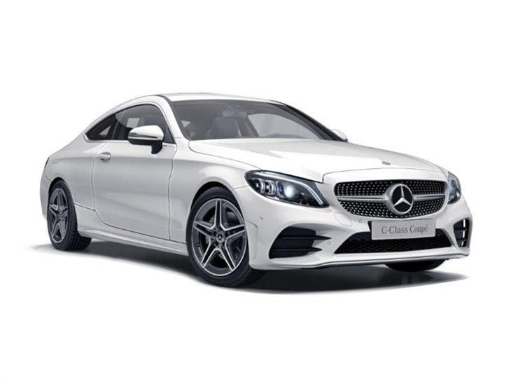 Mercedes Benz C Class Coupe C200 Amg Line Premium 9g Tronic Car