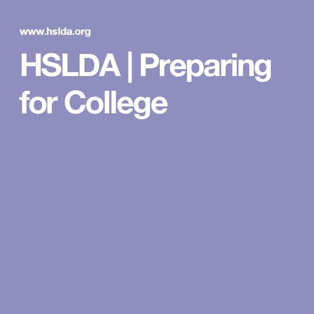 HSLDA   Preparing for College