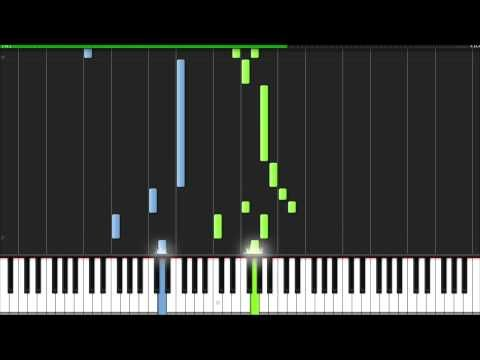 The Christmas Song Piano Synthesia Play Esneqr Christmastree2020 Info