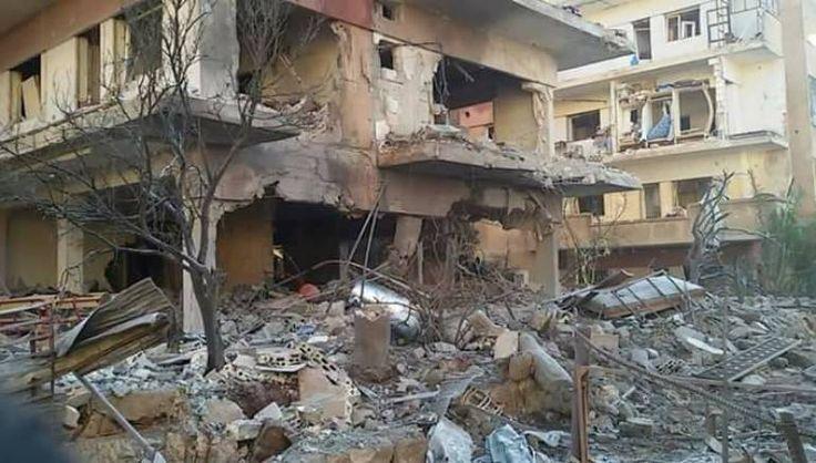 Serangan udara membunuh 338 warga sipil di Homs utara selama 2016  HOMS (Arrahmah.com) - Pemboman udara di pedesaan utara yang terkepung di provinsi Homs telah membunuh 338 warga sipil sepanjang tahun 2016 ujar laporan Pertahanan Sipil pada Selasa (10/1/2017).  Kelompok penyelamat yang beroperasi di daerah-daerah yang dikuasai oleh pejuang Suriah yang lebih dikenal dengan sebutan White Helmets mengatakan jet-jet tempur rezim Asad yang didukung oleh Rusia telah melancarkan 895 serangan pada…